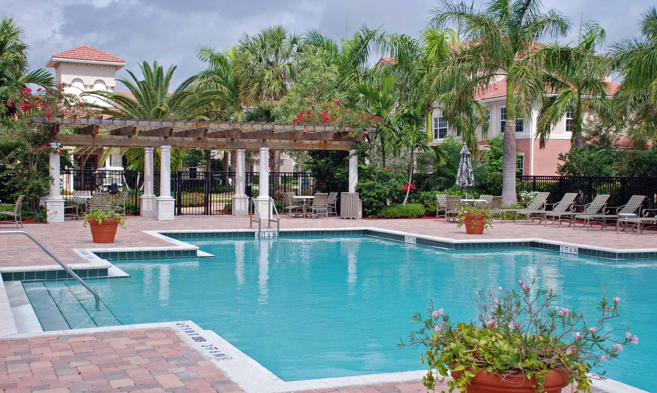 The Gables Floresta Jupiter Florida Clubhouse Community Pool.jpg