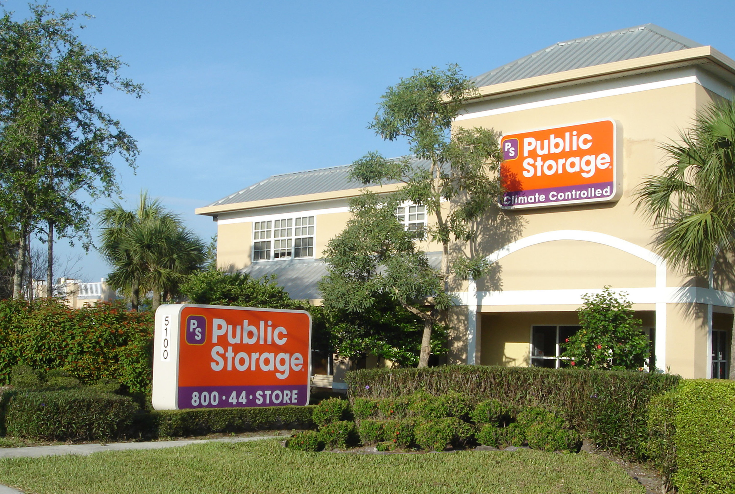 Public Storage, Abacoa