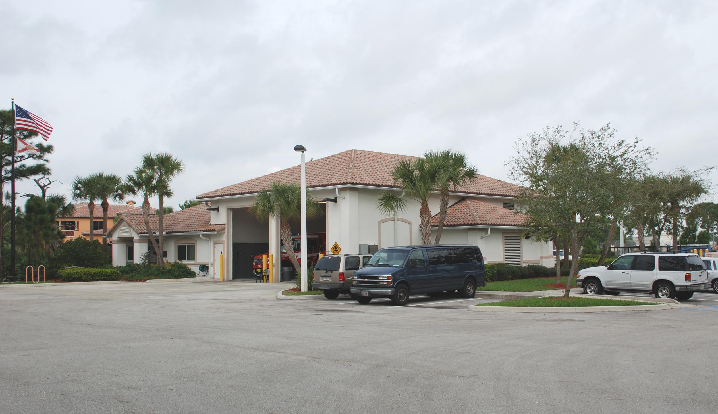 Palm Beach County Abacoa Fire Station #16