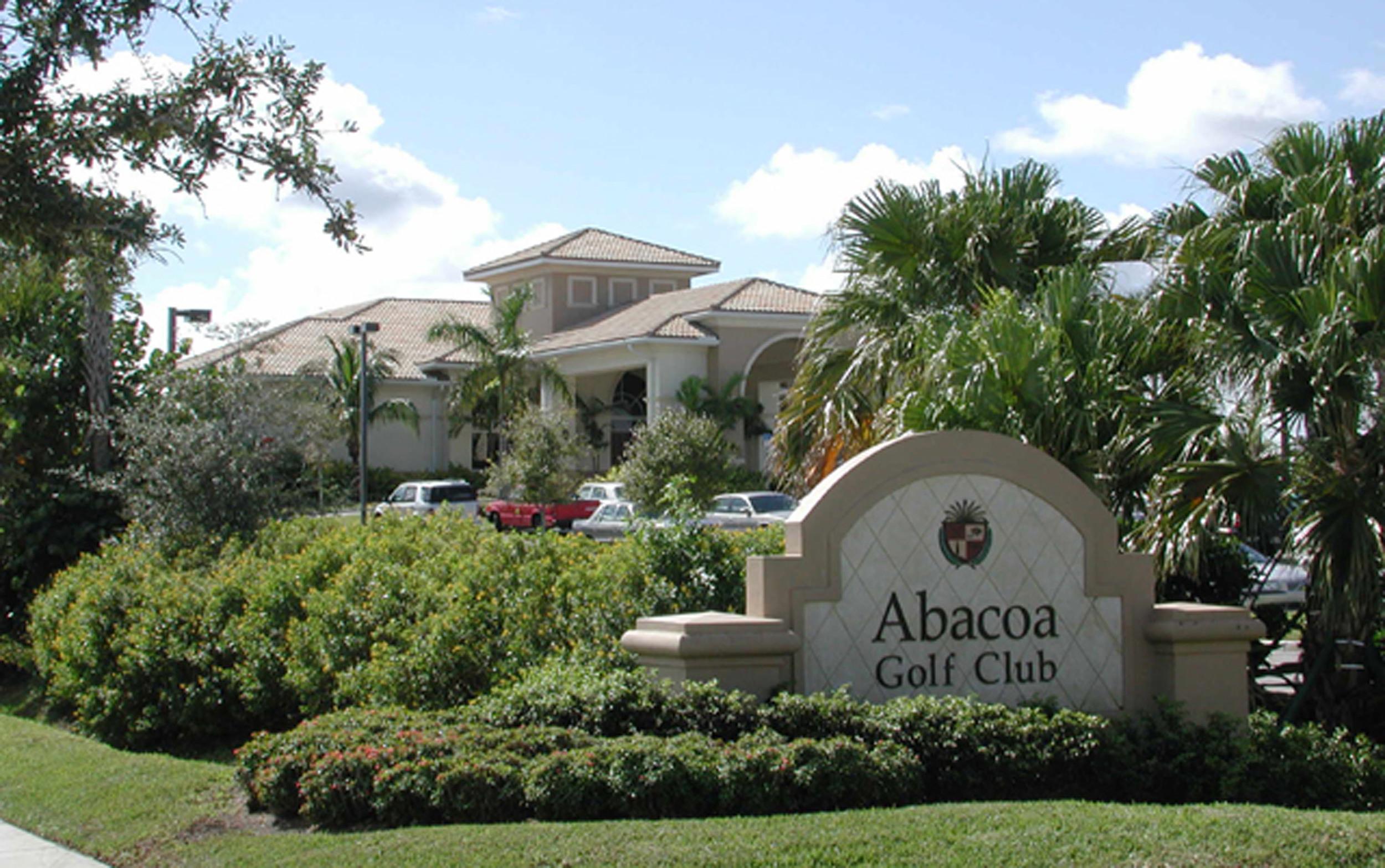 Abacoa Golf Course Club House