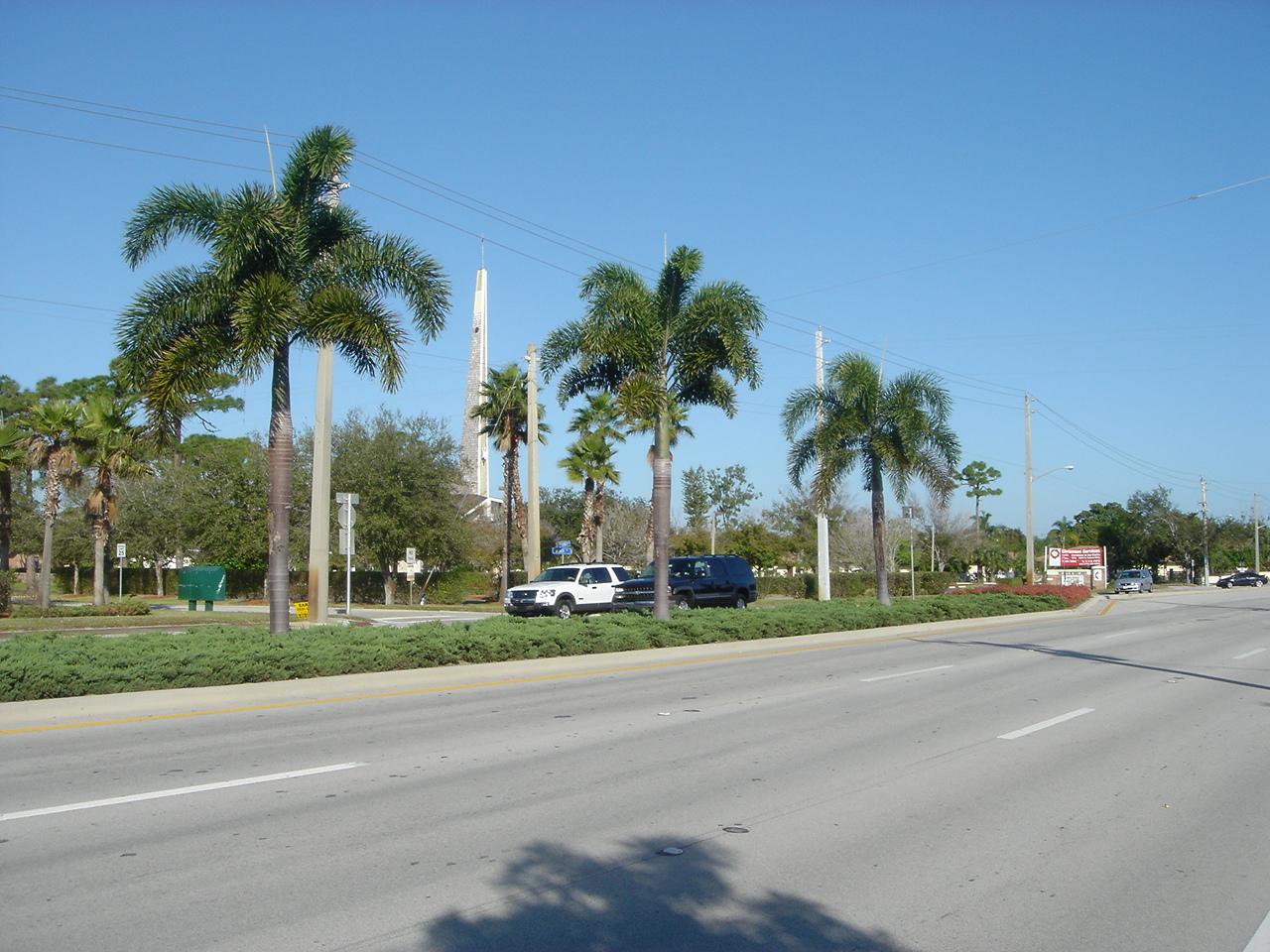 Kanner Highway Stuart Florida FDOT Median.JPG