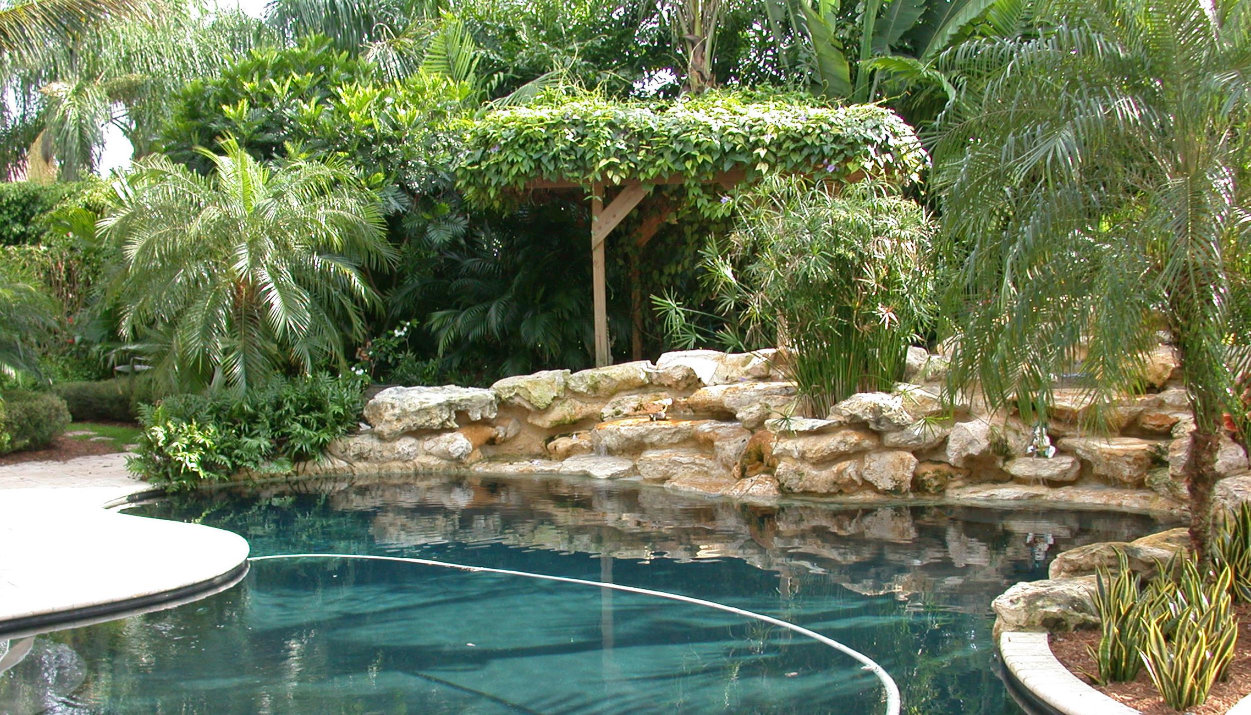 Steeplechase Residence Tropical Landscaping.JPG