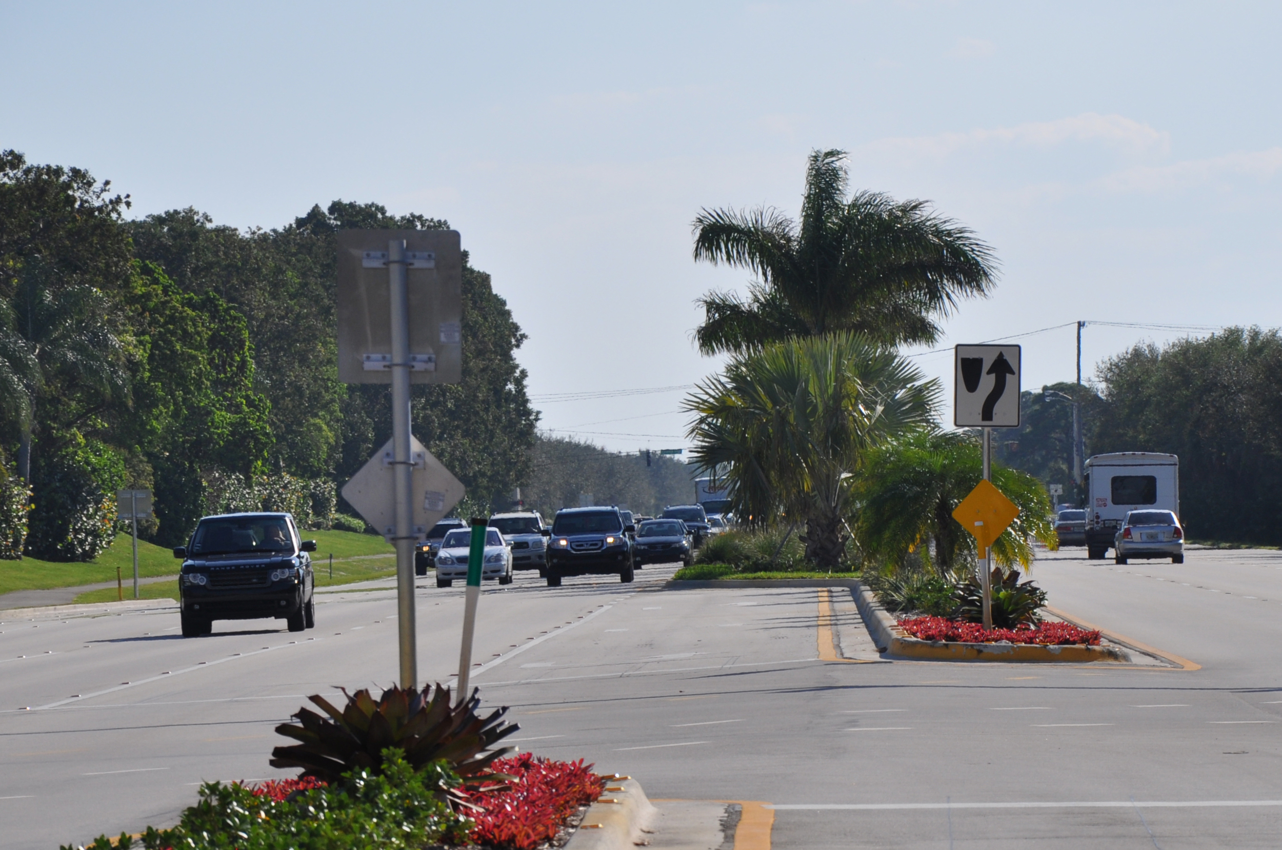 Alternate A-1-A Jupiter Florida Indiantown Road to Donald Ross Road Accent Plants Imperial Bromeilads.JPG
