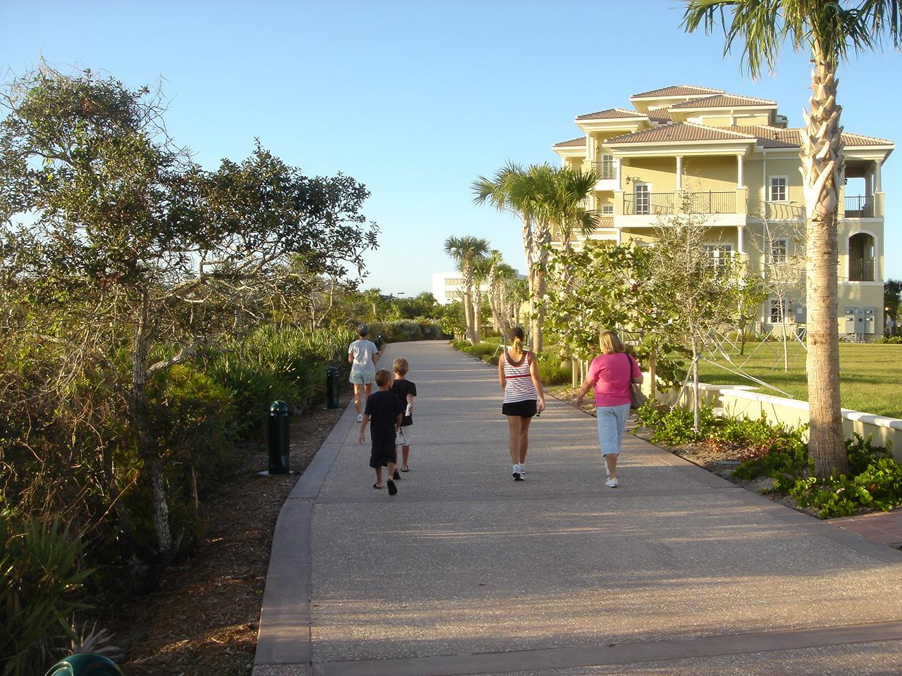 Tierra Del Sol Jupiter Florida Riverwalk Walking Trail.JPG