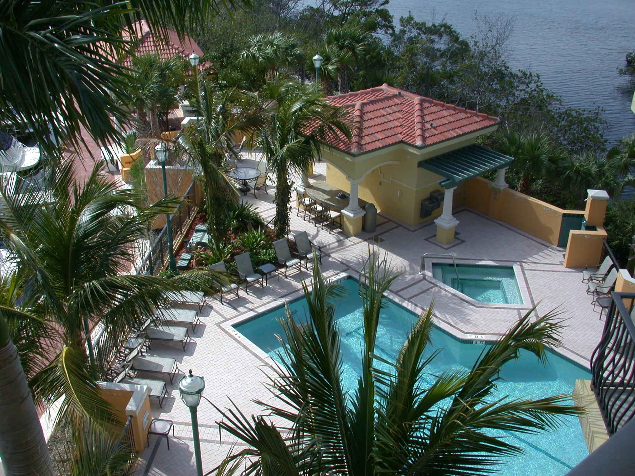 Jupiter Yacht Club Florida Pool Cabana.JPG