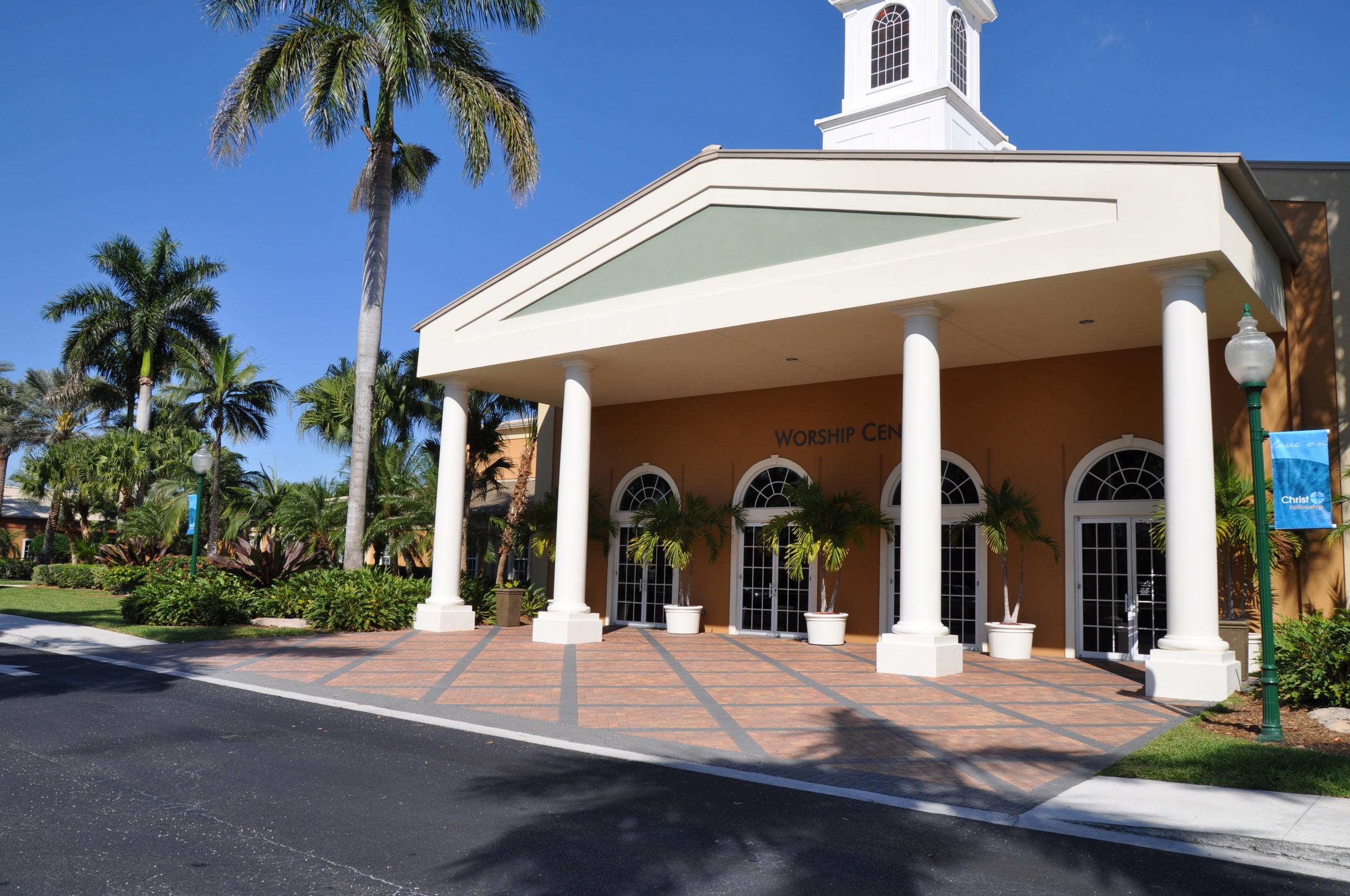 Christ Fellowship Church PBG Worship Center Paving Detail.JPG