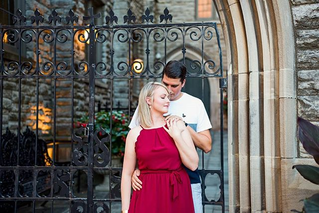 Owen and Madison's Engagement session was so much fun! We strolled around downtown Cincinnati chatting about life and wedding plans and let the city be our backdrop! I couldn't be happier  with how they all turned out. I can't wait for their wedding October 2020!  #engagementsession #engagementphotos #love #ido #goanamedia #cincinnati #bringyourstudiooutdoors #letsplay #nikon #nikond750 #ohioweddingphotographer #midwestphotography #cincinnatiweddings