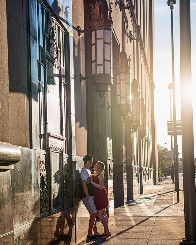 Look at this light! 😍😍😍 Owen and Madison's Engagement session was so much fun! We strolled around downtown Cincinnati chatting about life and wedding plans and let the city be our backdrop! I couldn't be happier  with how they all turned out. I can't wait for their wedding October 2020!  #engagementsession #engagementphotos #love #ido #goanamedia #cincinnati #bringyourstudiooutdoors #letsplay #nikon #nikond750 #ohioweddingphotographer #midwestphotography #cincinnatiweddings