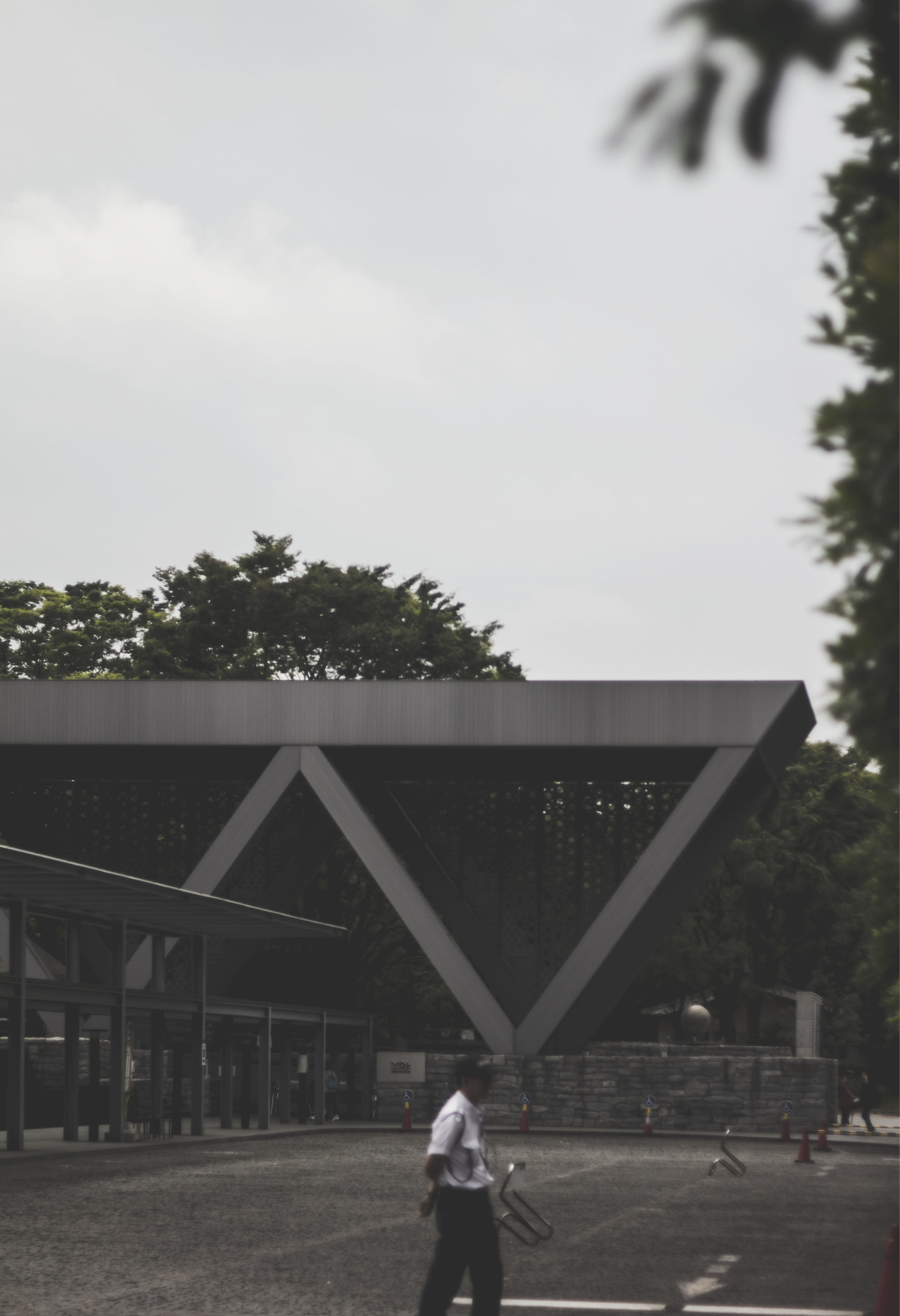 Museum of Contemporary Art Tokyo - designed by Yanagisawa Takhiko
