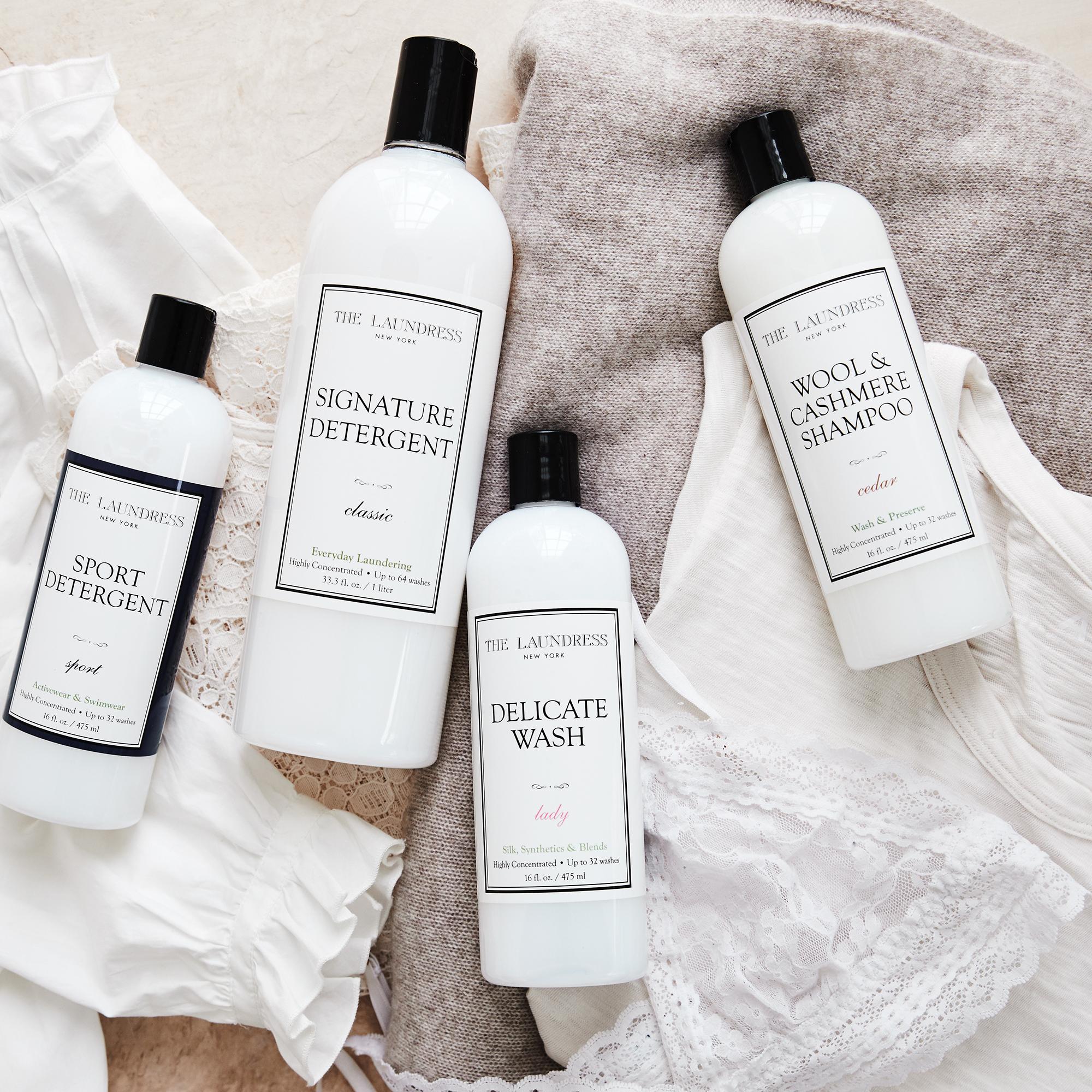 the laundress -