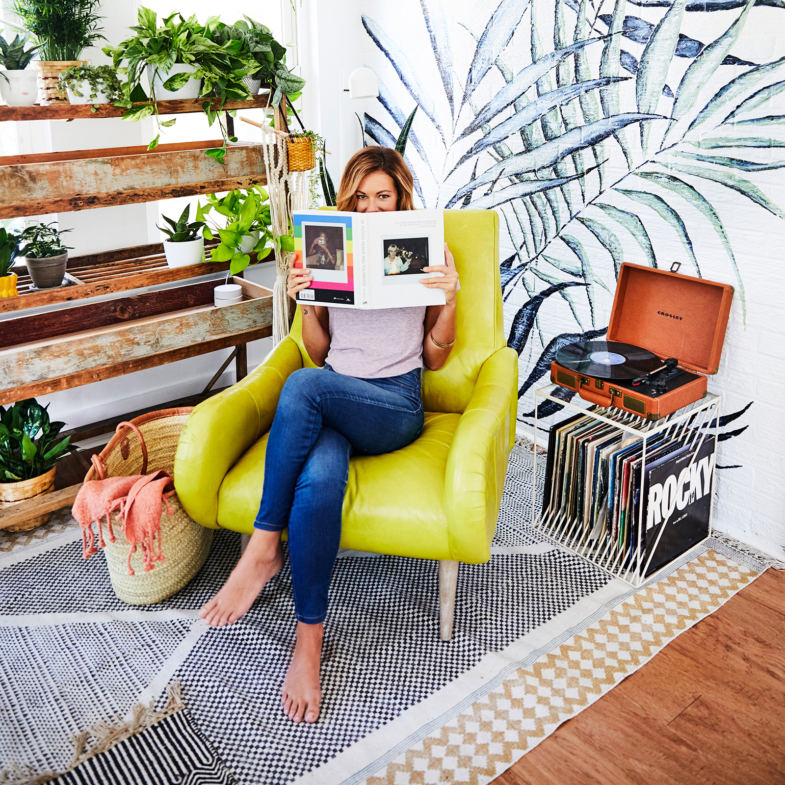 chelsea meissner at home -