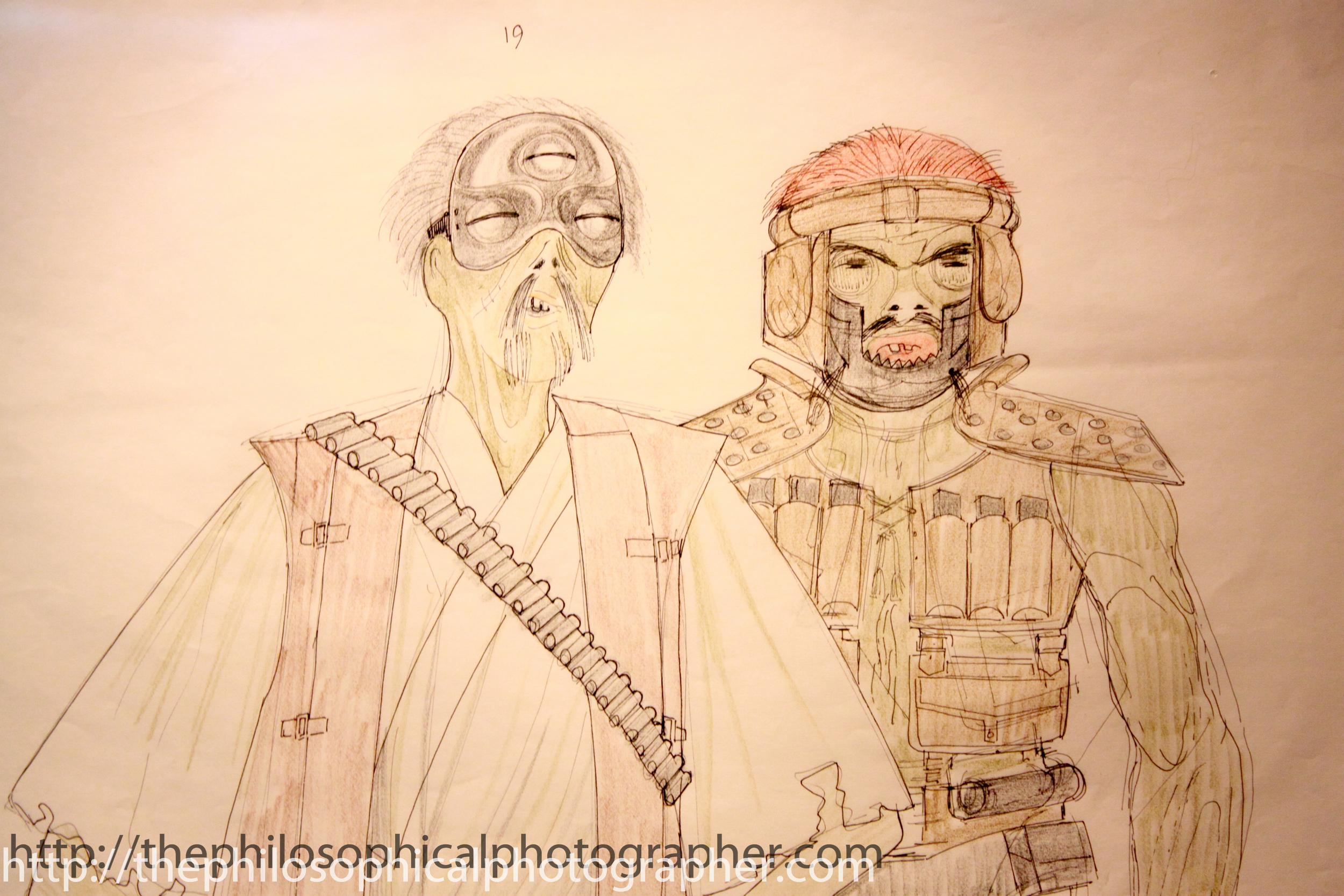 Jabba the Hutt and Montross