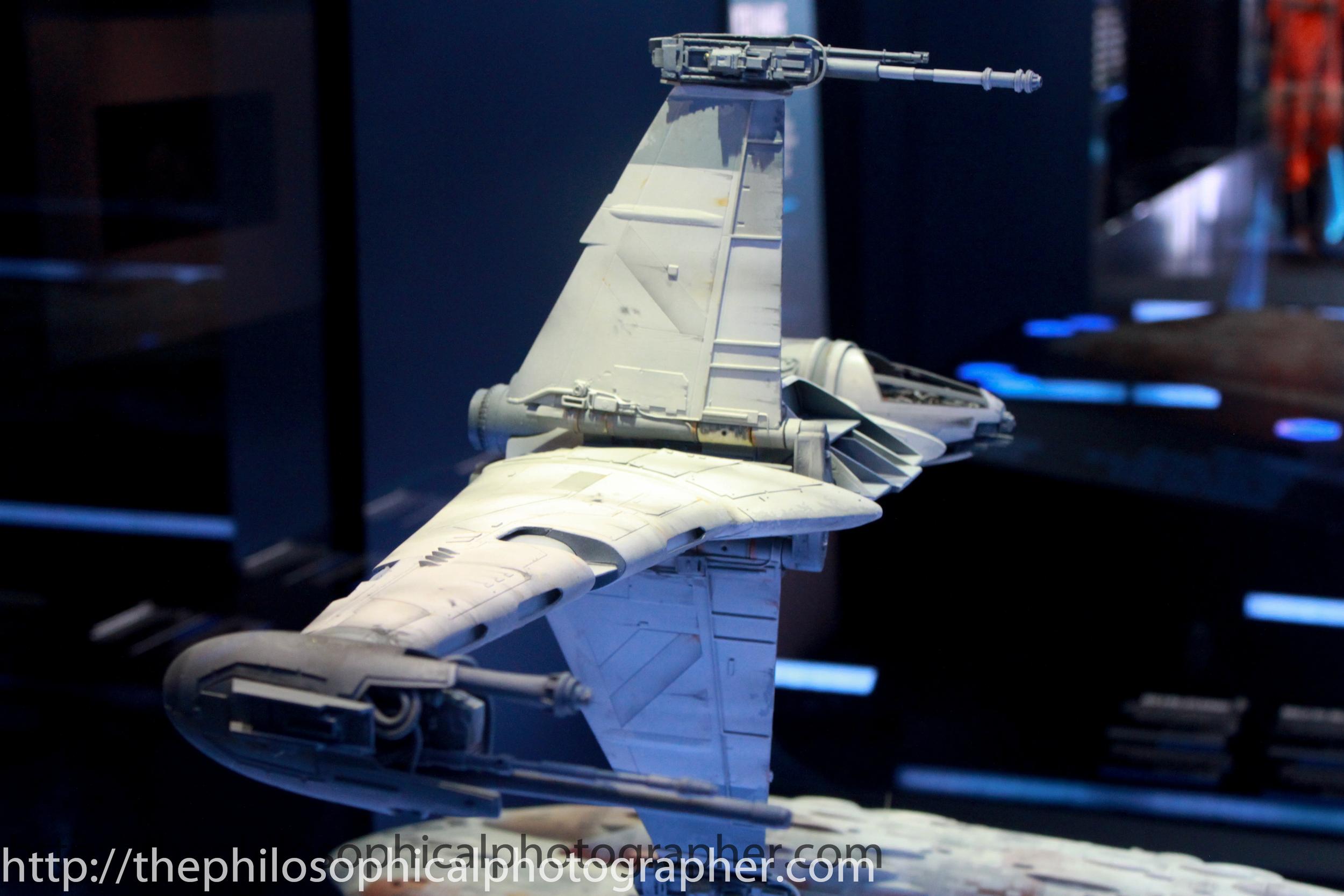 B-Wing Starfighter