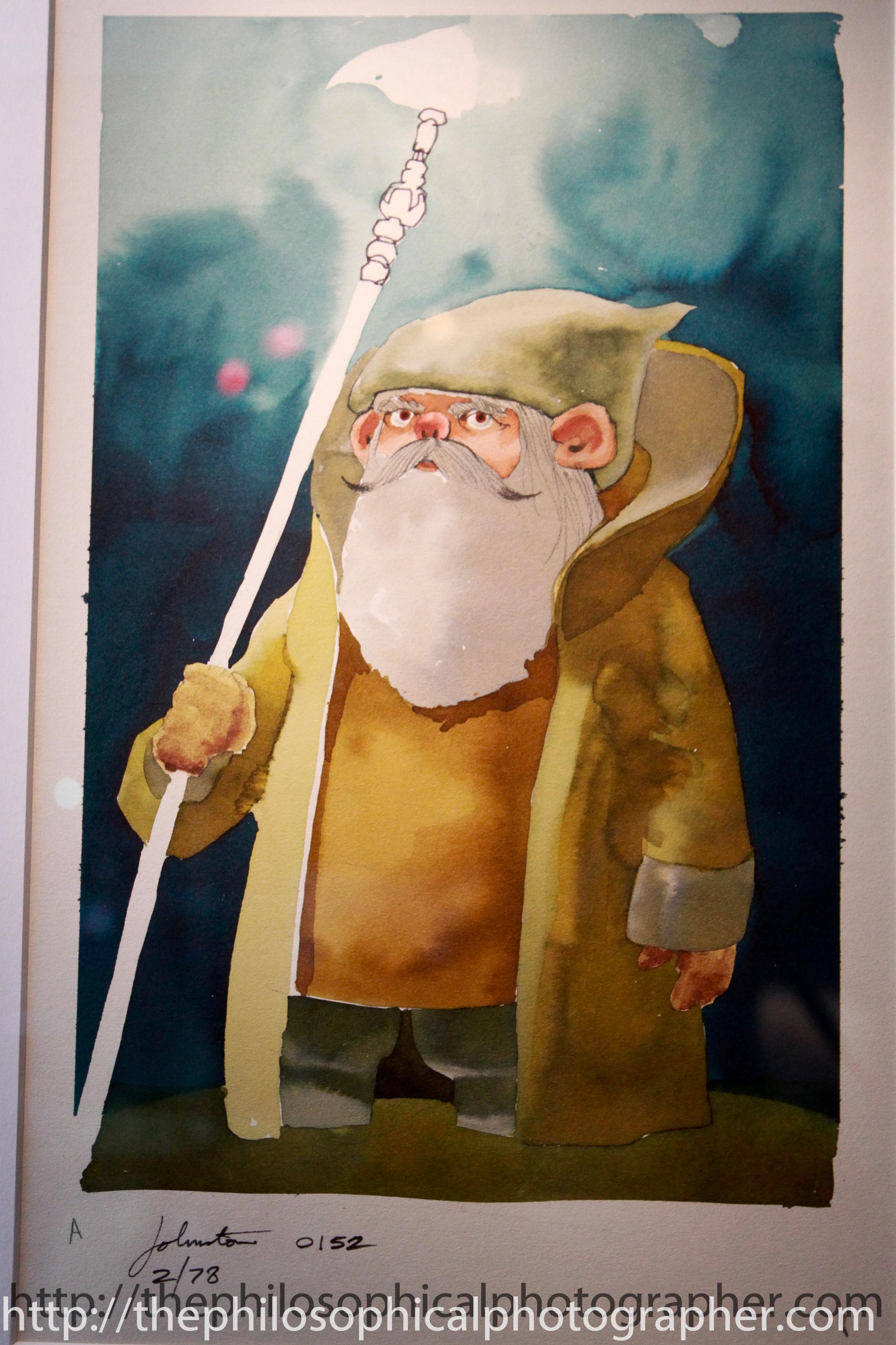 Early Yoda Still Know as Minch