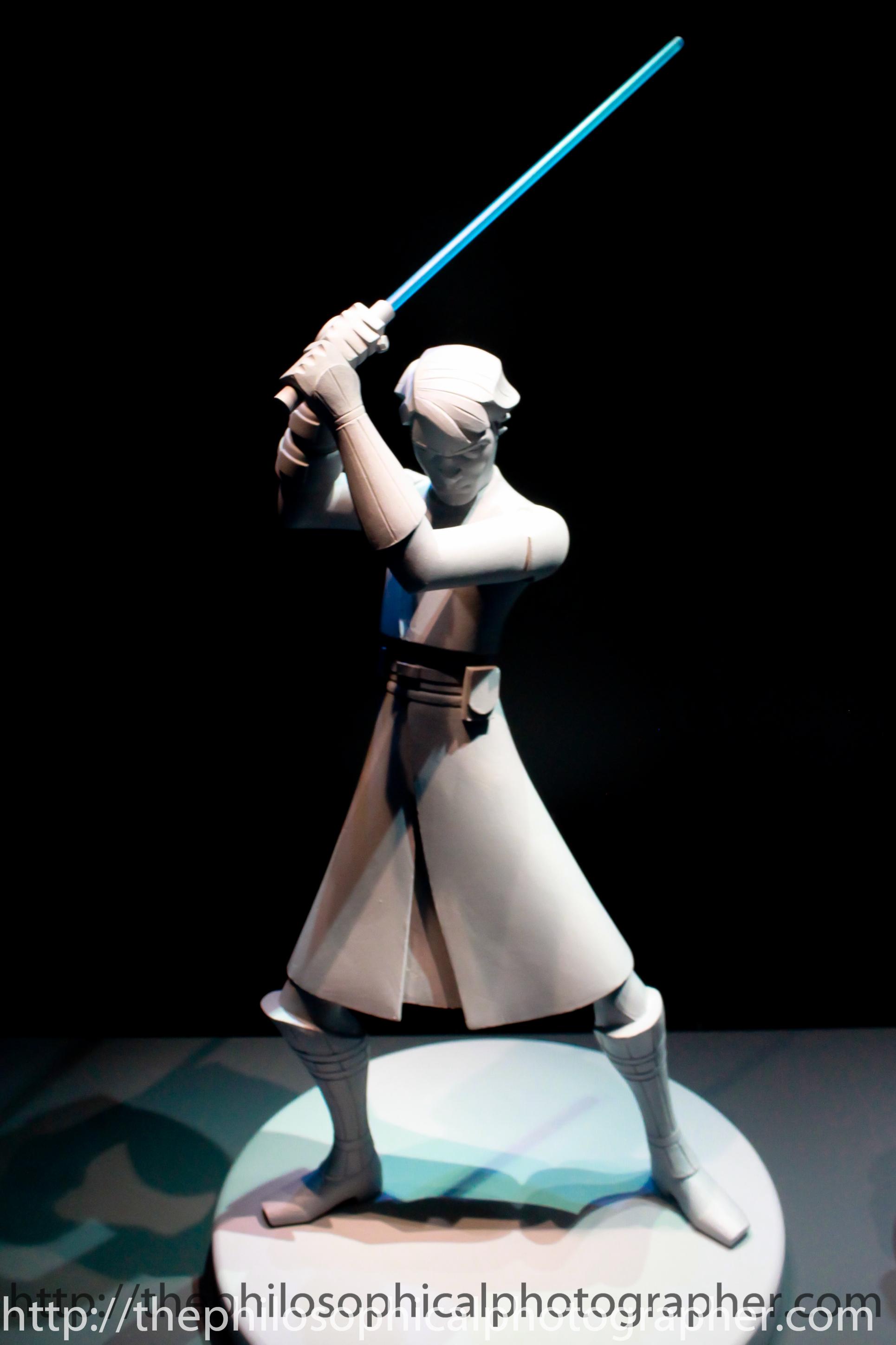 Anakin Maquettes