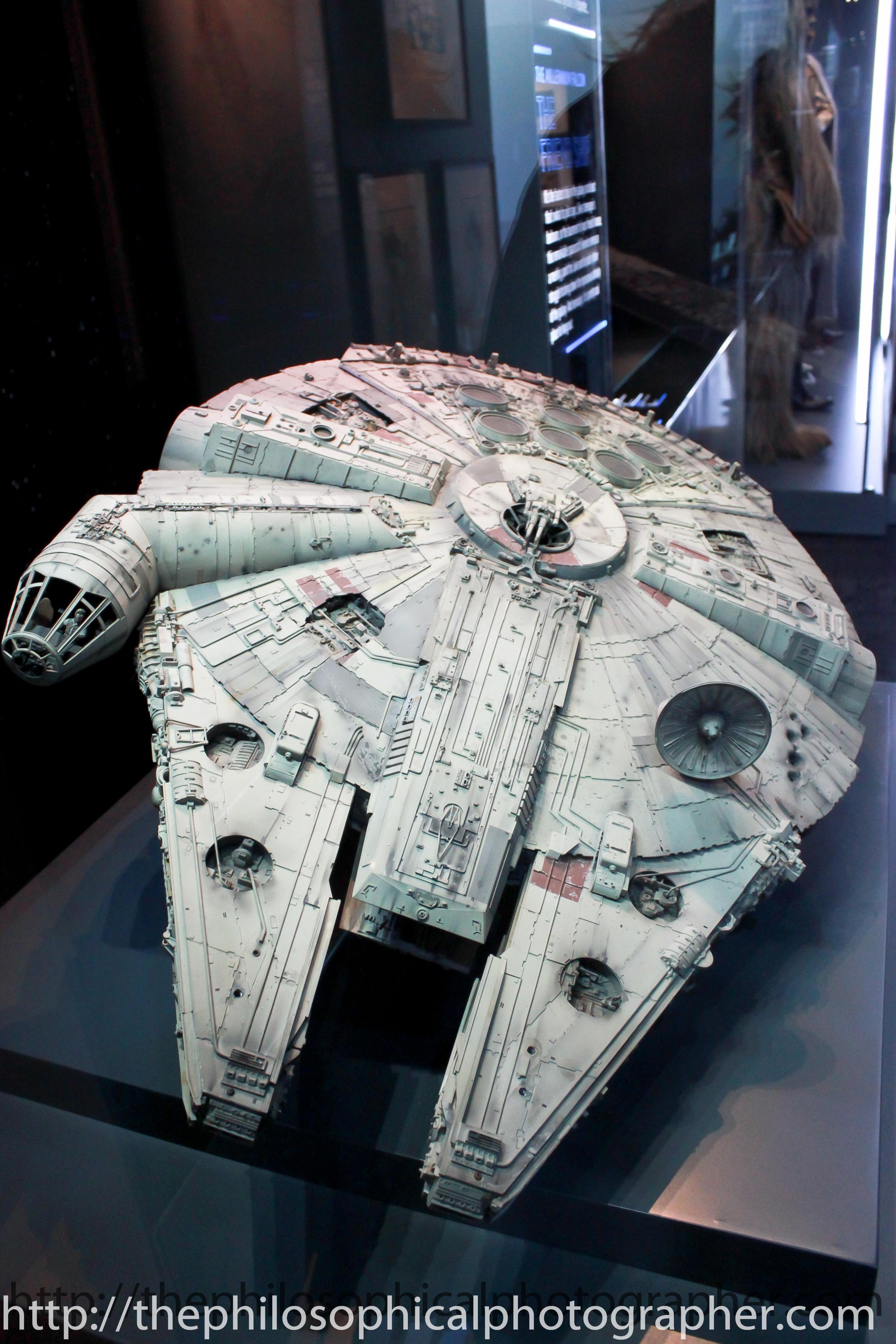 The Millenium Falcon Original Model