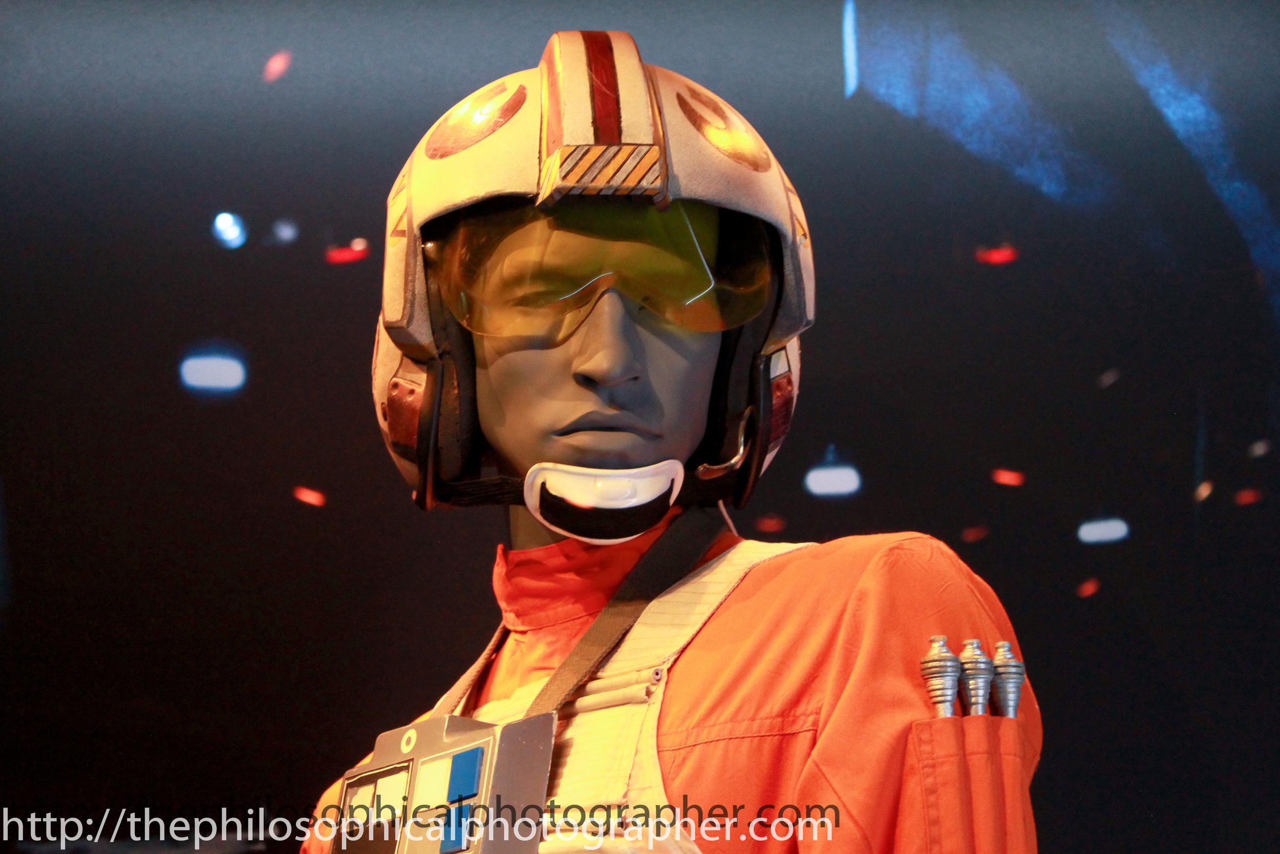Luke Skywalker Rebel Pilot Outfit
