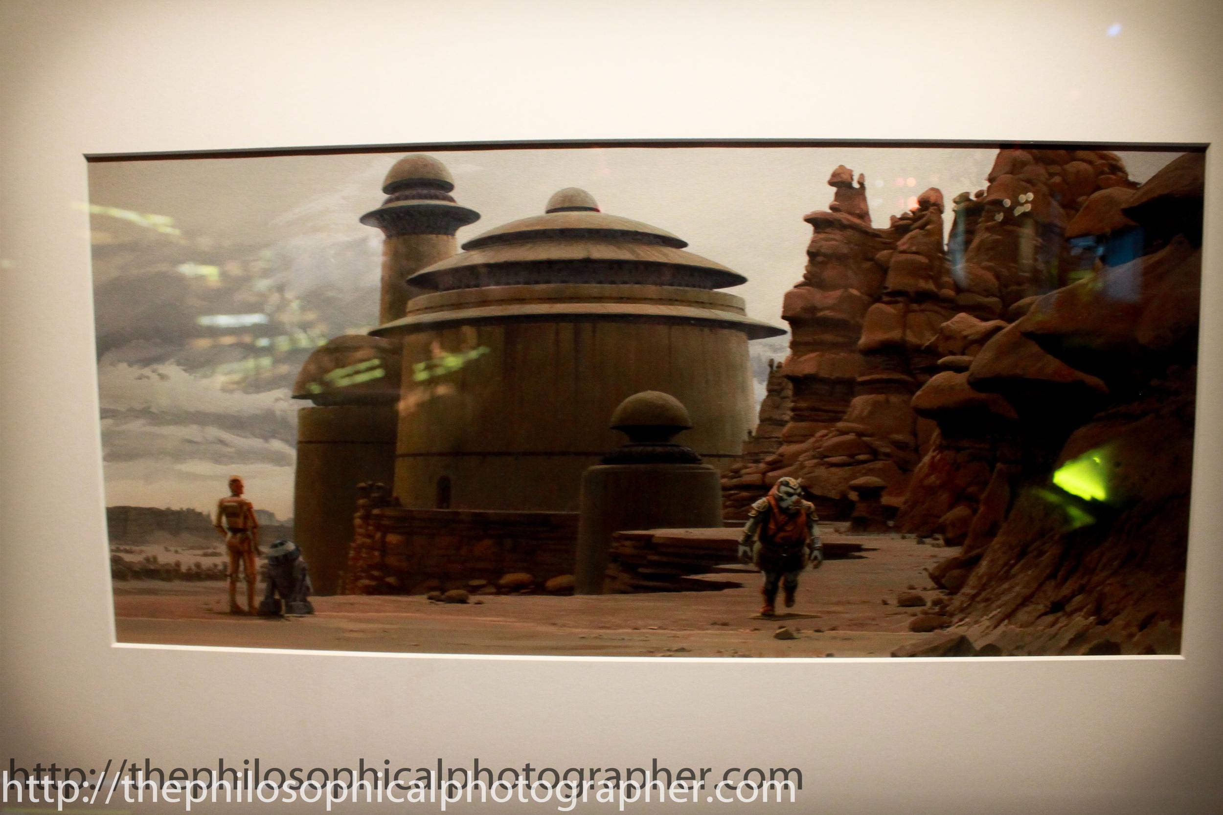 Droids at Jabba's Palace