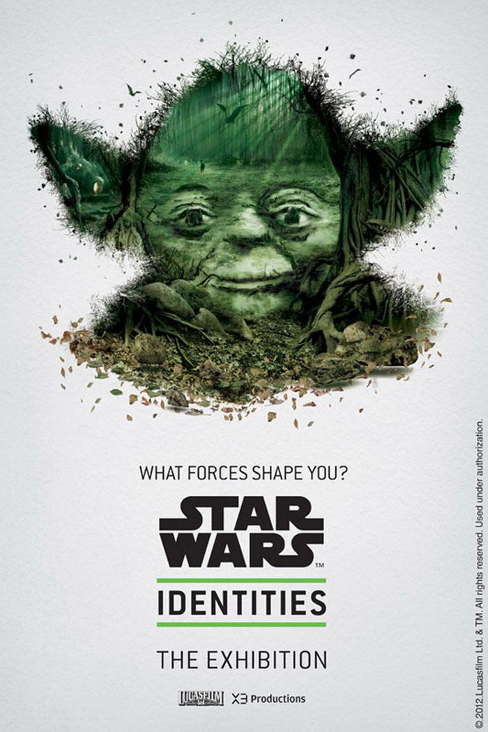 Yoda Promotional Poster