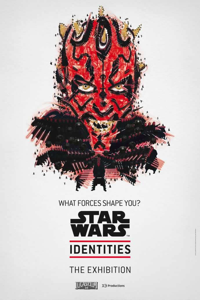 Darth Maul Promotional Poster