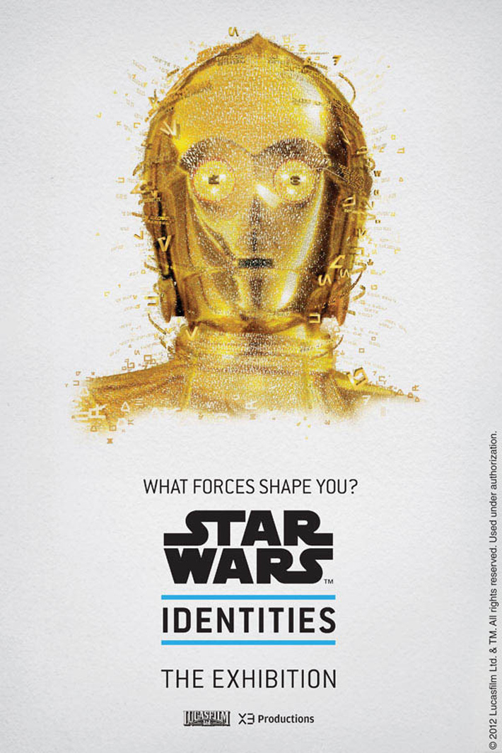 C-3P0 Promotional Poster