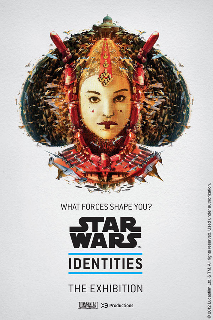 Queen Padme Amidala Promotional Poster