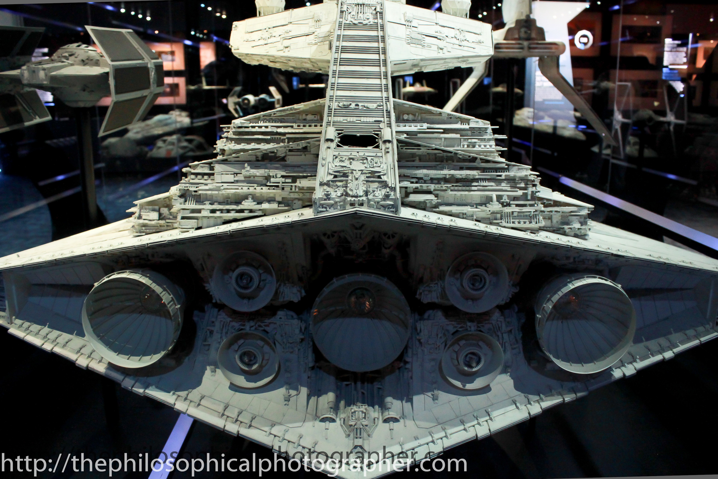 Back of Star Destroyer