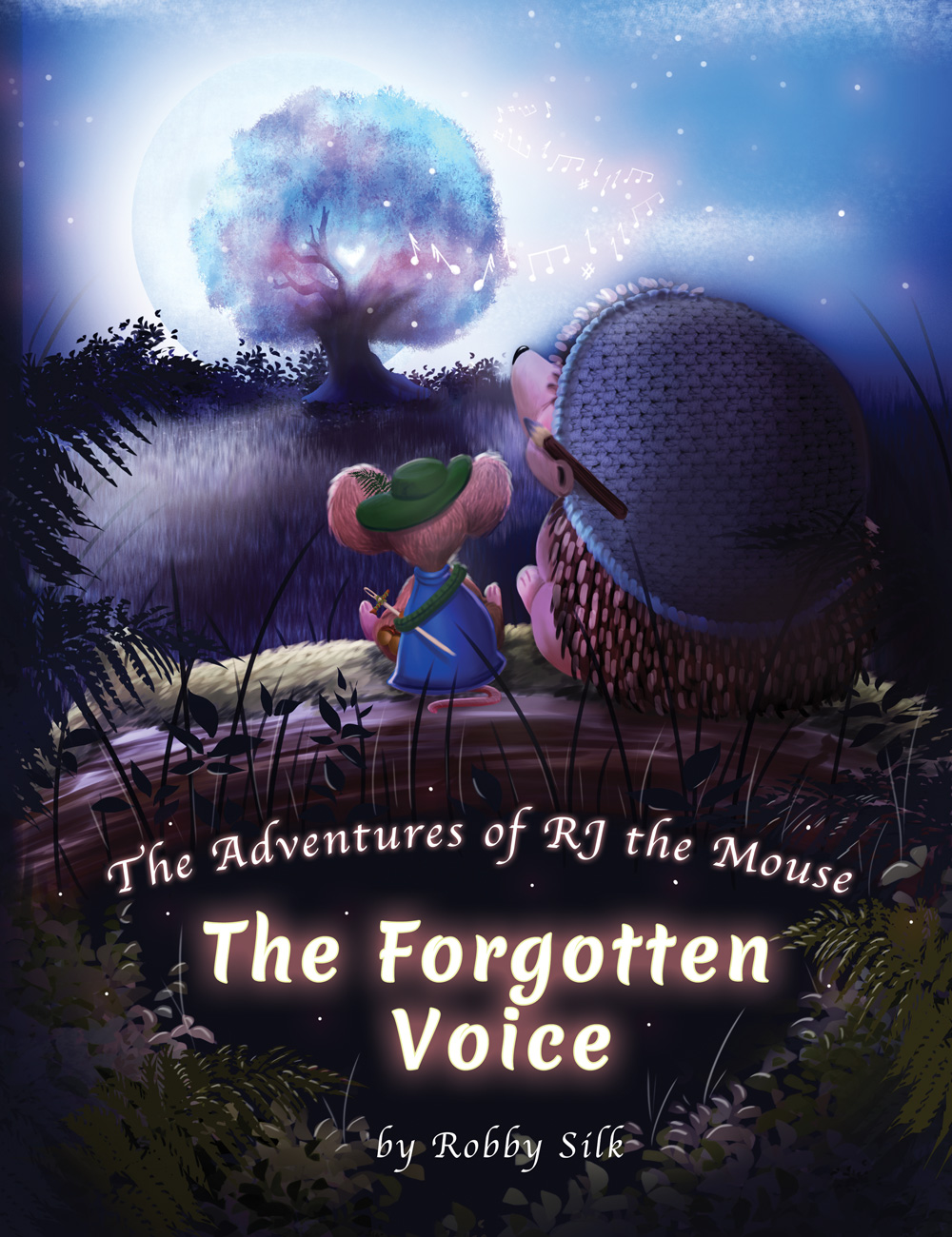 The Adventures of RJ the Mouse: The Forgotten Voice - When RJ the Mouse hears a sad cry in the woods, he has a choice to make, continue on his way, or stop and help? A simple act of kindness can change a life. Armed with his courage, patience, and love RJ helps Tek, an elderly hedgehog, on an adventure that spans a lifetime. He learns courage isn't always about heroic deeds, but simple ones that put others first. Together they set out, but will they discover the forgotten voice in Tek's heart...Buy on Amazon!Buy on Barnes & Noble!