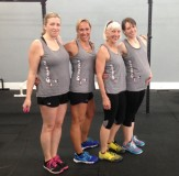 CrossFit Eaton Competition June 13. 8amregistration/warm up. 8:30-1 Wods. 1-? BBQ JOIN US!  Wod #1: 15 min amrap  10 pull ups  10 wall ball  10 pull ups  20 wall ball  10 pull ups  30 wall ball  10 pull ups  40 wall ball...  Wod #2:  1,000m row  30 cleans  50 over bar burpees  Floater Wod: TBA, but bring your jump rope...hint, hint.