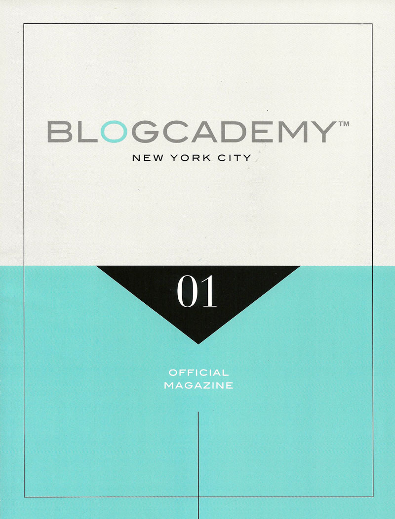 All Blogcademy Design by  Shauna Haider
