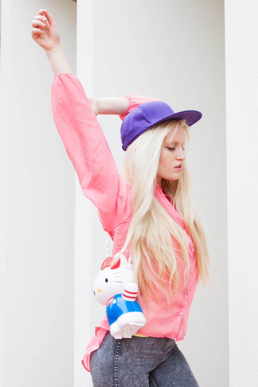 Melanie Blankenship, Fashion, OMG Model Management, Atlanta, Georgia, models, blonde, beauty, accessories, Brittany Wages, photography