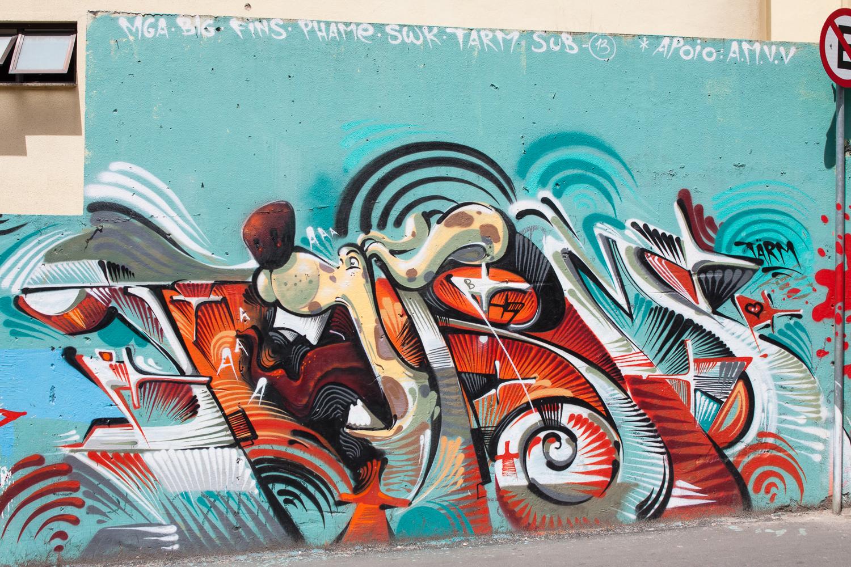 Rio de Janeiro, Vidigal, favela, landscape, travel photography, Brazil, Brasil, graffiti, street art