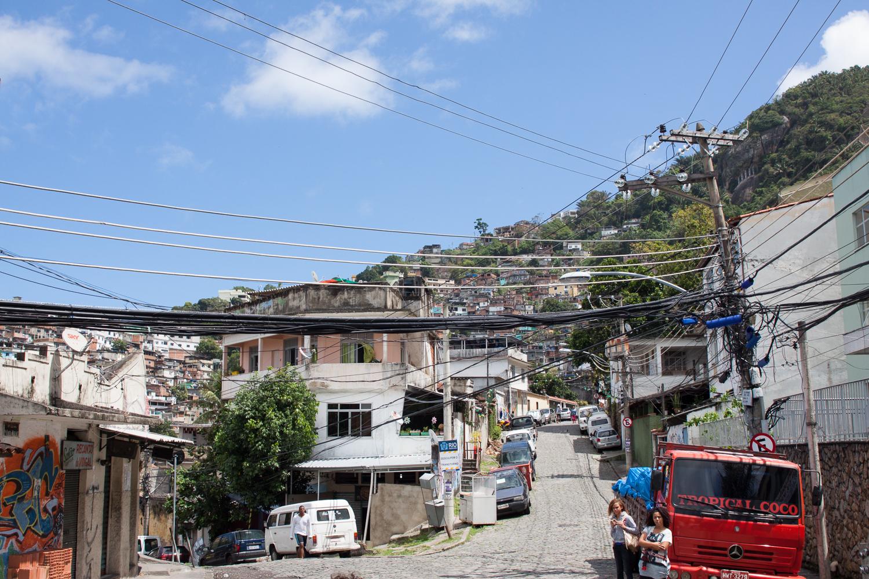 Rio de Janeiro, Vidigal, favela, landscape, travel photography, Brazil, Brasil, streets