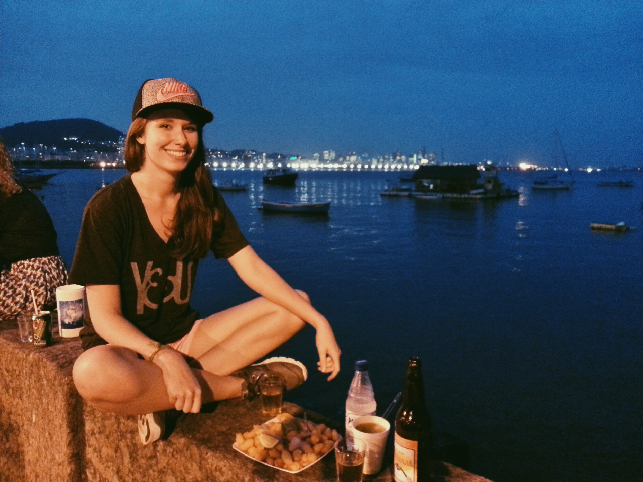Brazil, Rio de Janeiro, Landscape, Travel photography, architecture, street photography, Bar Urca