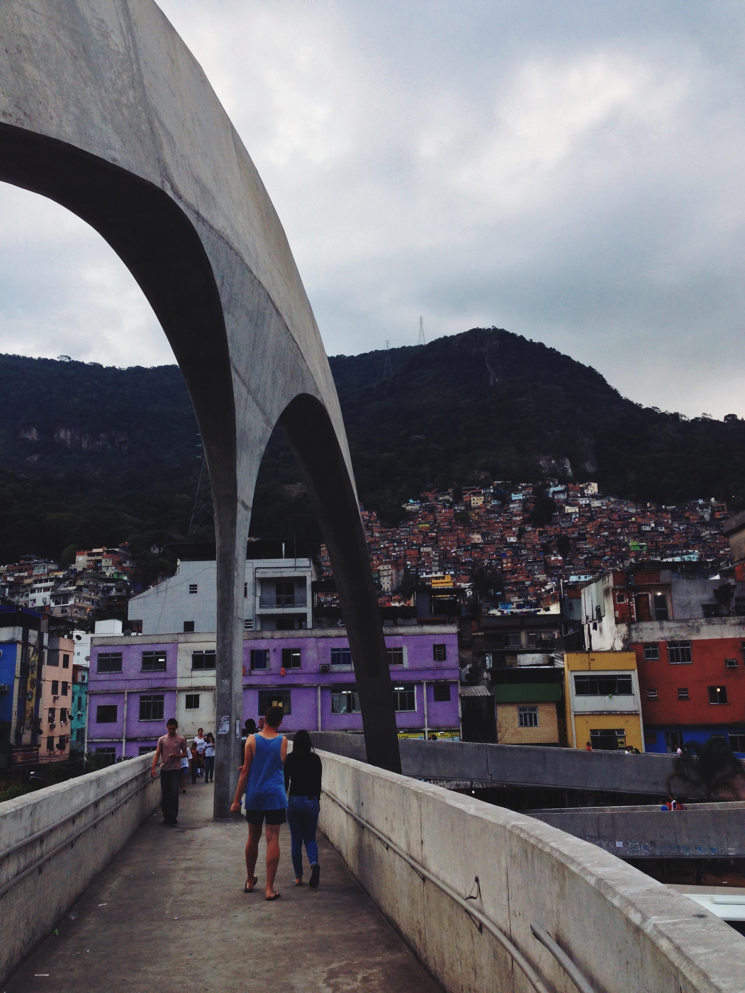 Rio de Janeiro, Brazil, landscape, travel photography, Rocinha, favela