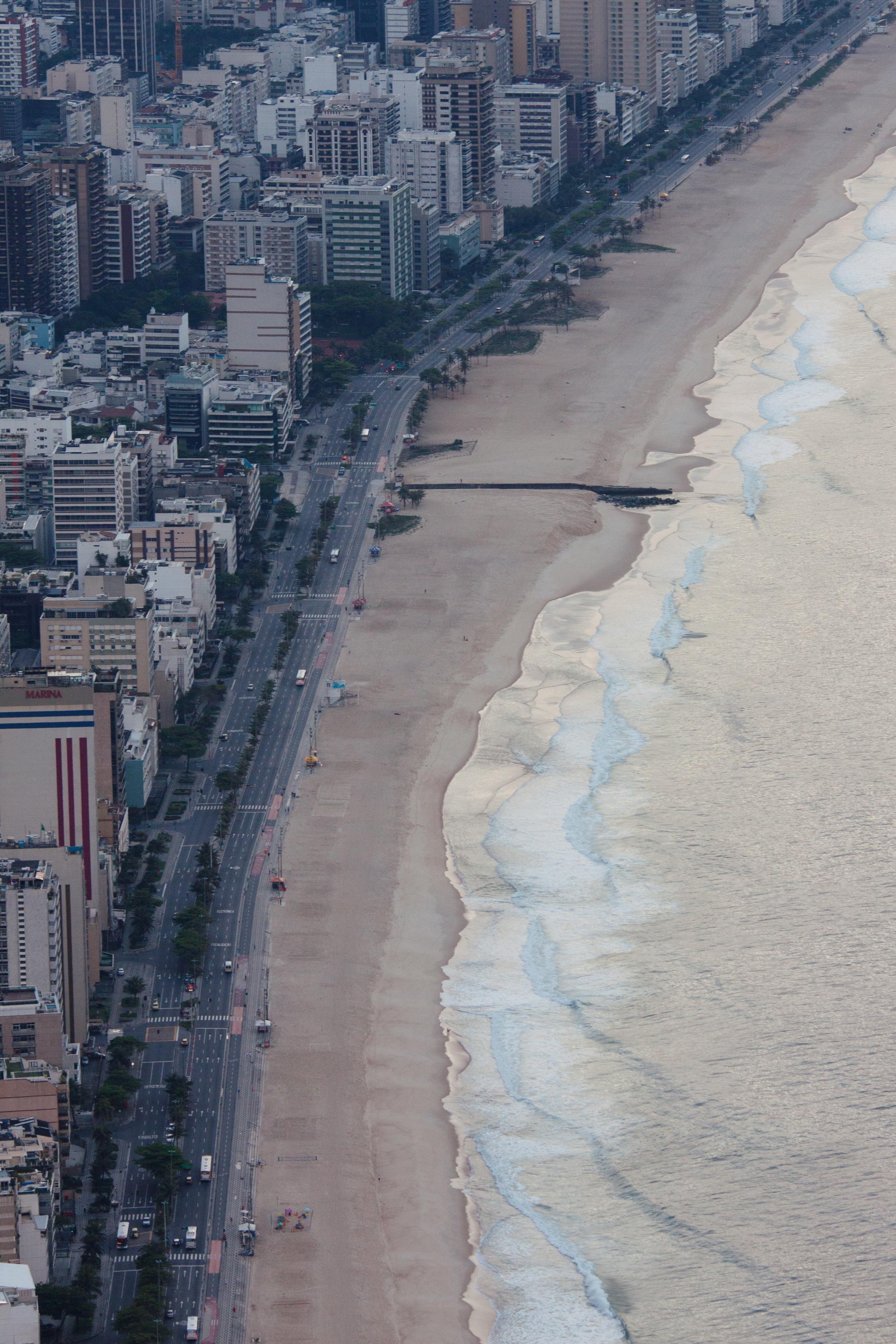 Rio de Janeiro, Brazil, landscape, travel photography, Two Brothers, Dos Irmaos, sunrise, Ipanema Beach, Leblon