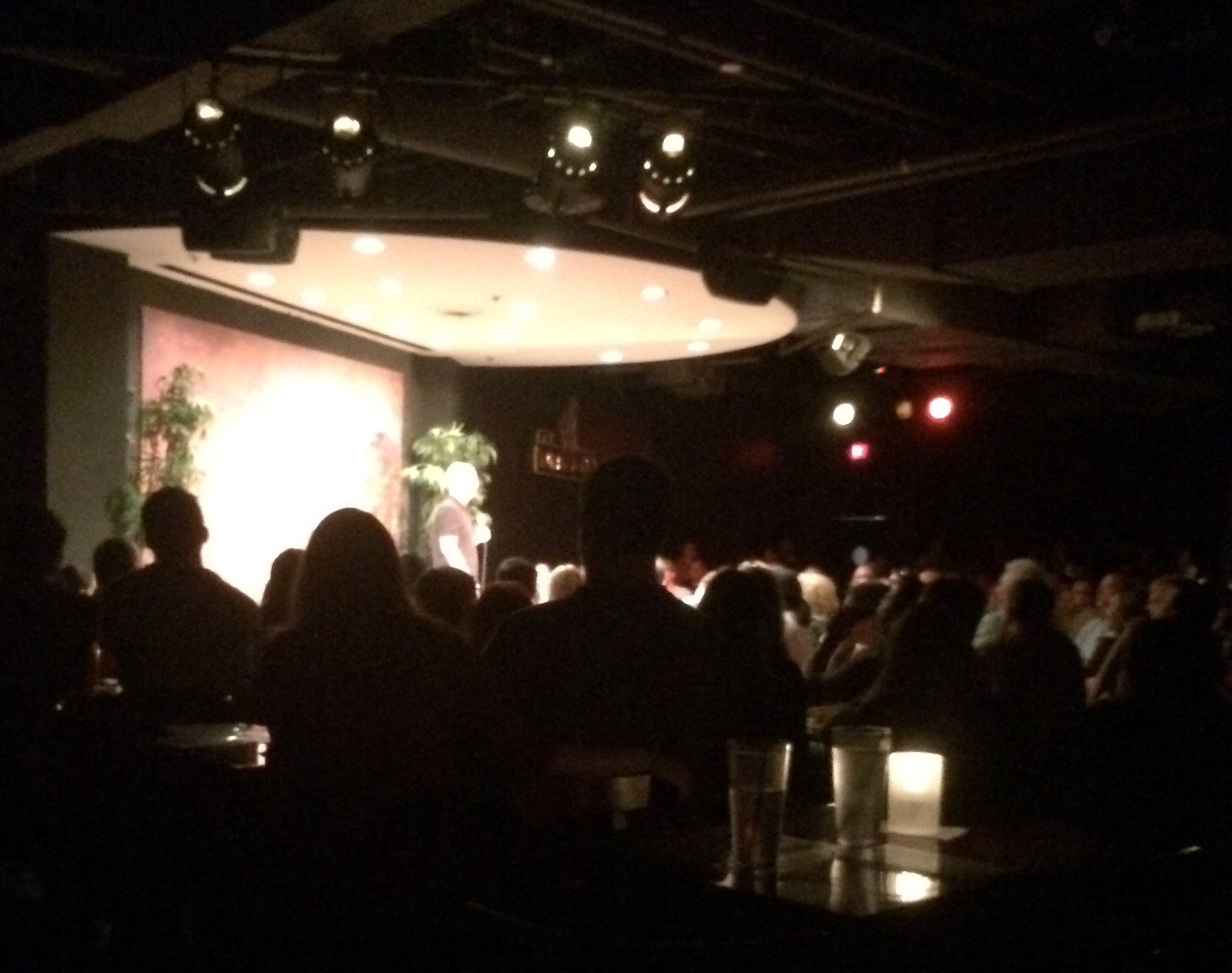 Jim Norton on stage at the Funny Bone 9/19/14 in Columbus, OH