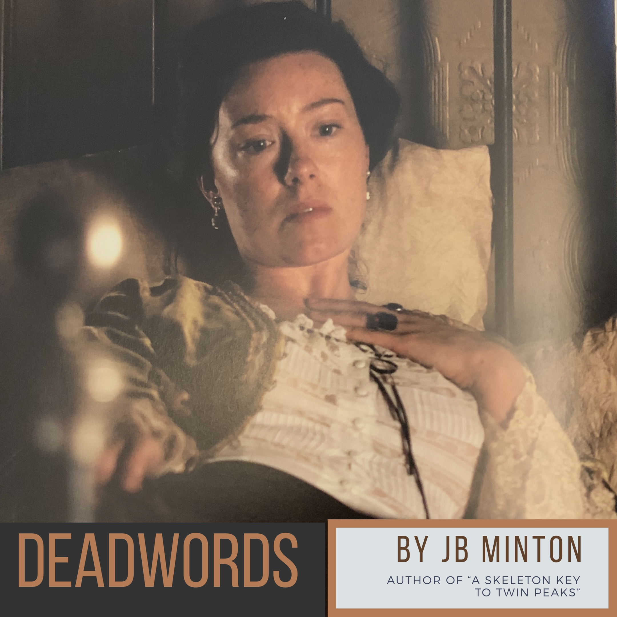 There are many tributaries in  Deadwood  and all of them are heartbreaking. Alma Garrett settles into the realization that she will never get what she wants from her life so she must take what she has been given.