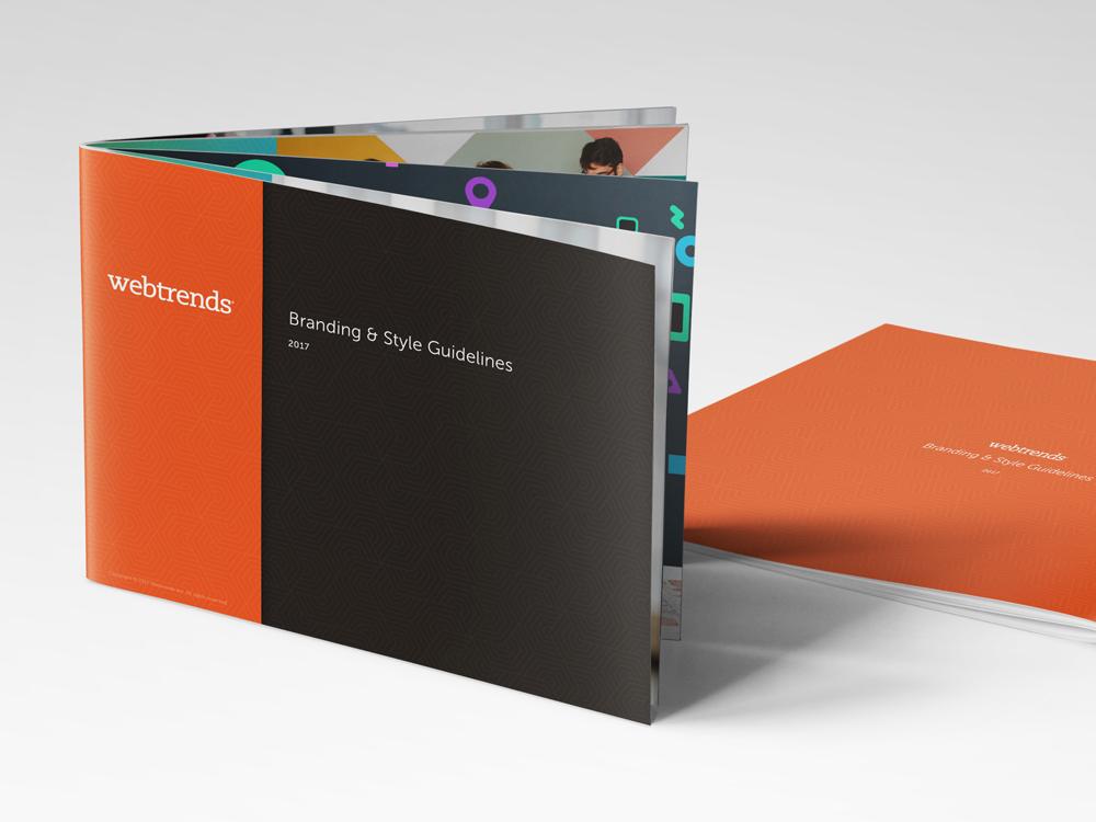 Webtrends Corporate Brand Guide