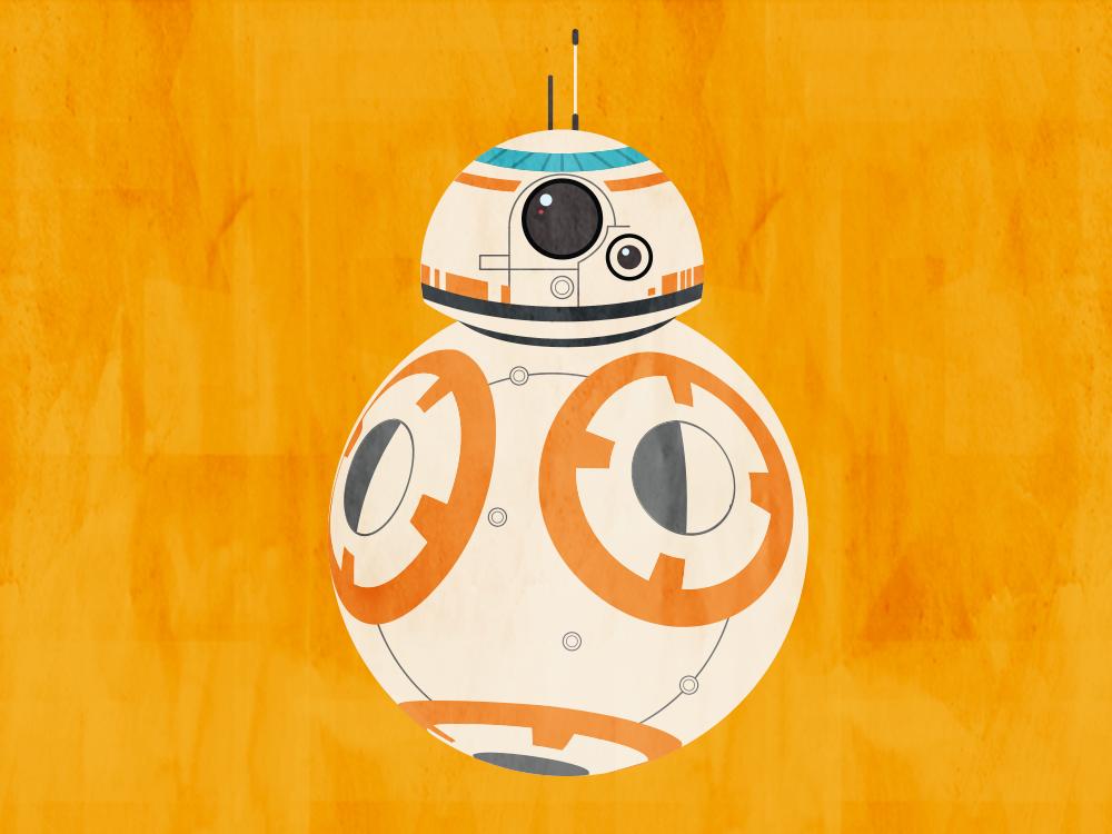 BB-8 concept art