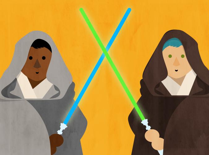 Jedi set