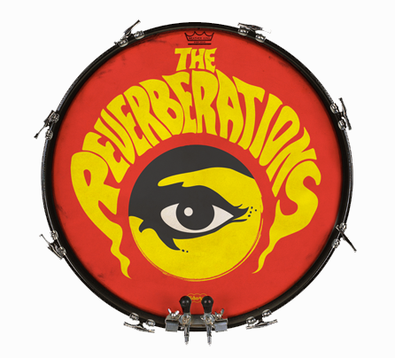 Drum head design.