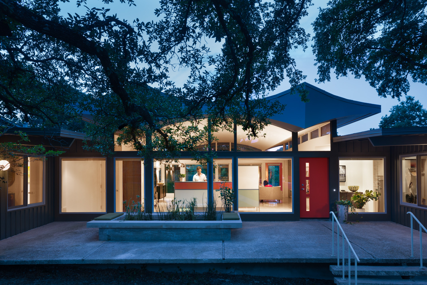 Rick and Cindy Black Architects