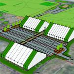 Hugo Ray Park Sports Fields    2011   Landscape Concept Plan