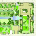 Vancouver 2010 Olympic Village Landscape Plan    2007   Landscape Plan for DP (as part of DKL Consultant team)