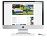 Oliver Tubb Golf    2014   Website Copy, Blog and Golf Course Reviews