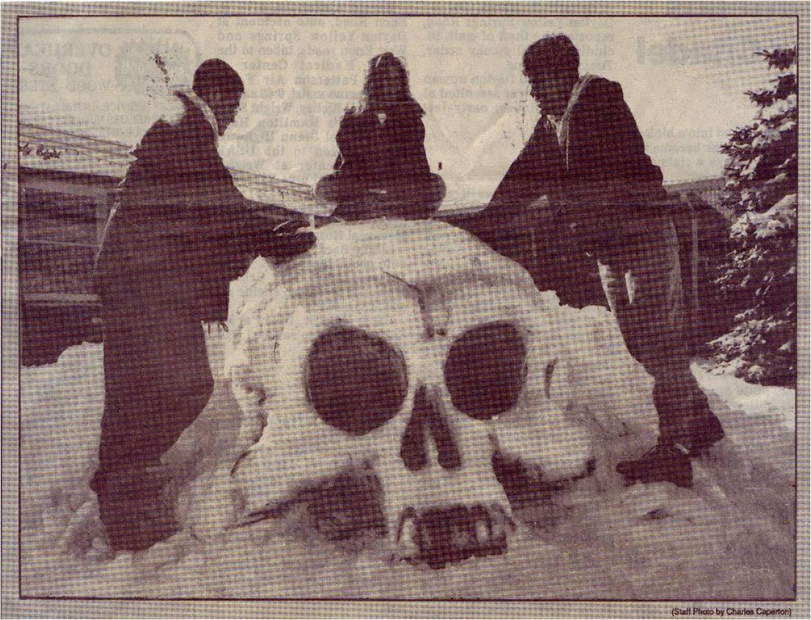 Fairborn Daily Herald: Castle Grayskull circa 1994