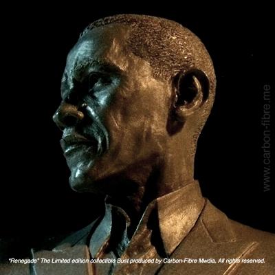 Renegade | President Barack Obama Bust