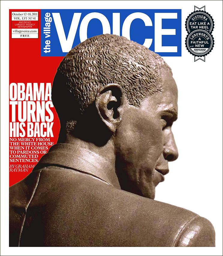 Village Voice Cover Oct. 2011