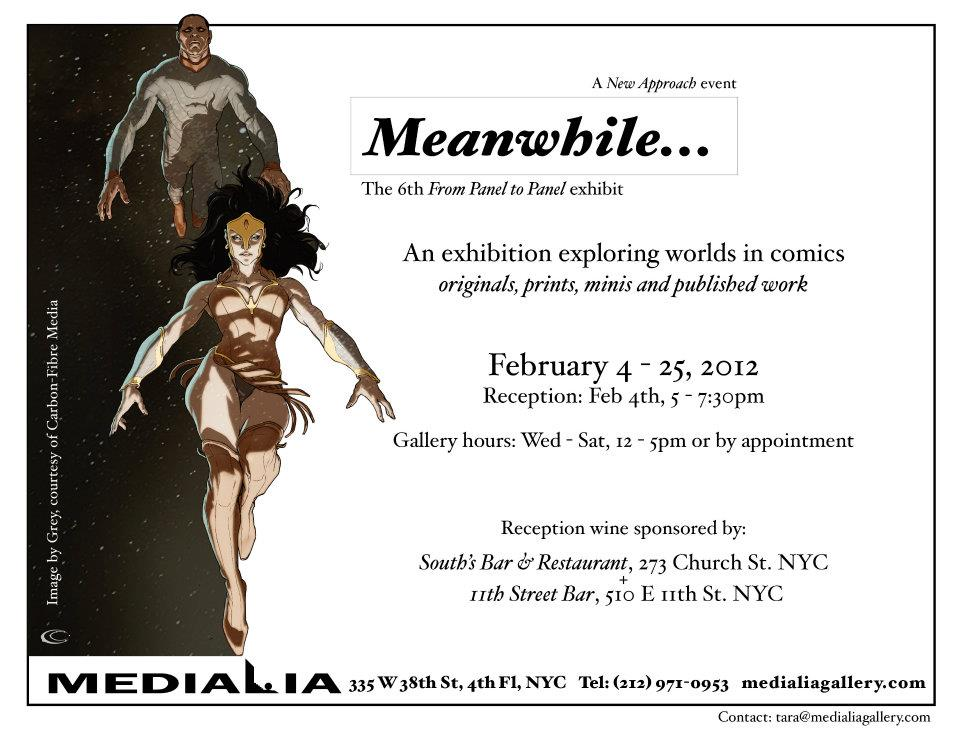 Medialia_Gallery_Panel_to_Panel_MEANWHILE_Exhibit_Feb_4th_2012.jpg
